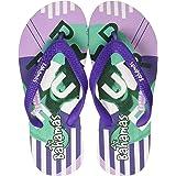 BAHAMAS Women's Purple Slippers-7 UK (40 2/3 EU) (BH0146L_PLPL0007)