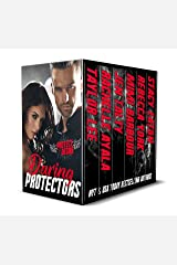 Daring Protectors - Where Danger and Passion Collide (Protect and Desire Book 1) (English Edition) Format Kindle