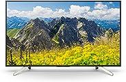 Sony Kd-55Xf7596 4K Ultra HD Smart TV, Si̇yah, 55