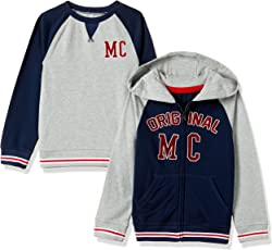 Mothercare Boys' Sweatshirt (Pack of 2)