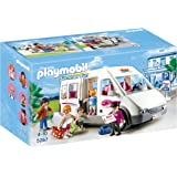 Playmobil - 5267 - Jeu de Construction - Mini-Bus de l'hôtel