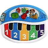 Baby Einstein, Discover & Play Piano Musical & Apprentissage des instruments, des chiffres et des animaux