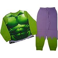 ragazzi incredibile Hulk pigiama 2 – anni fino a 7 – 8 anni