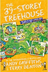 The 39-Storey Treehouse (The Treehouse Books) Paperback