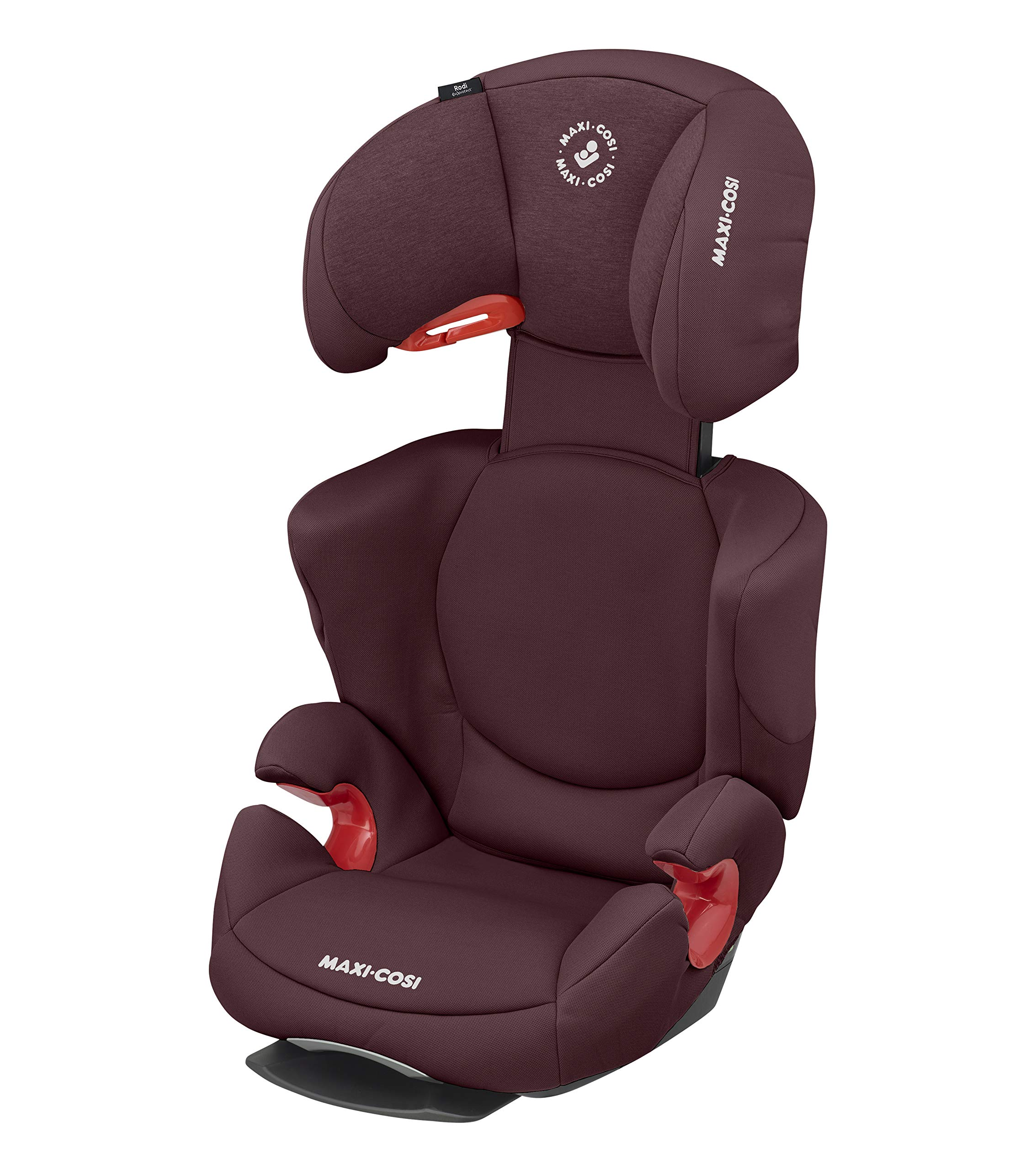 Maxi-Cosi Rodi Air Protect Child Car Seat, Highback Booster, Authentic Red, 4.913 kg Maxi-Cosi Child car seat, suitable from 3.5 to 12 years (15 - 36 kg) Easily install this safe car seat with a 3-point seat belt and attach the anchorage point in the head rest through your cars head rest Patented air protect technology in headrest reduces the risk of head and neck injuries up to 20% 1
