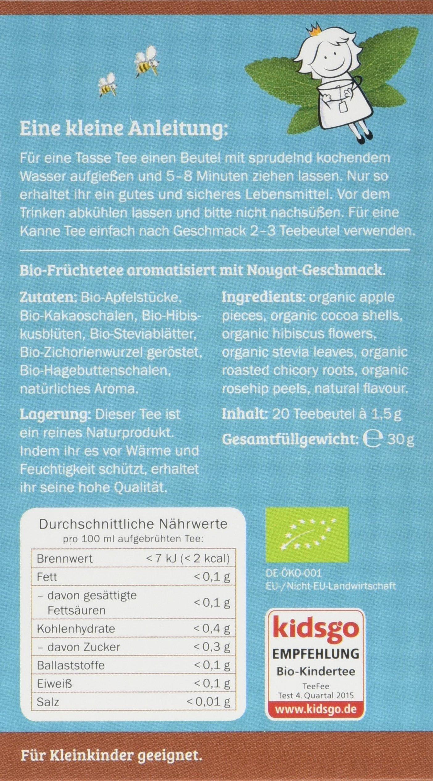 TeeFee-Bio-Frchtetee-mit-Cakepop-Geschmack-5er-Pack-5-x-20-Teebeutel-15g-zuckerfrei-und-ohne-Kalorien-Nachtisch-Tee