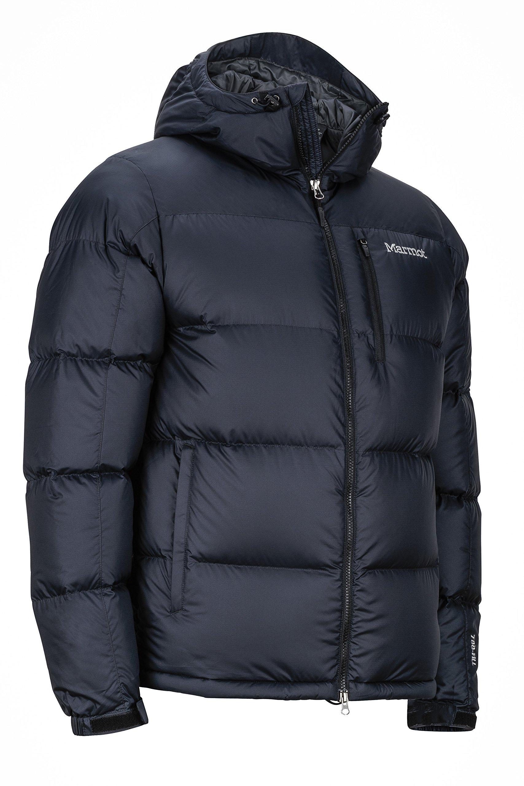91crxItYZPL - Marmot Guides Down Winter Puffer Jacket with Hood, Men, 700 Fill Power Down