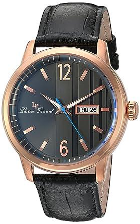 lucien piccard men s watch lp 40027 rg 01 amazon co uk watches lucien piccard men s watch lp 40027 rg 01