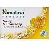 Himalaya Herbals Honey and Cream Soap, 125g (Pack of 4)