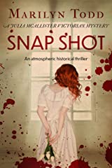 Snap Shot: An atmospheric historical thriller (Julia McAllister Victorian Mysteries Book 1) Kindle Edition