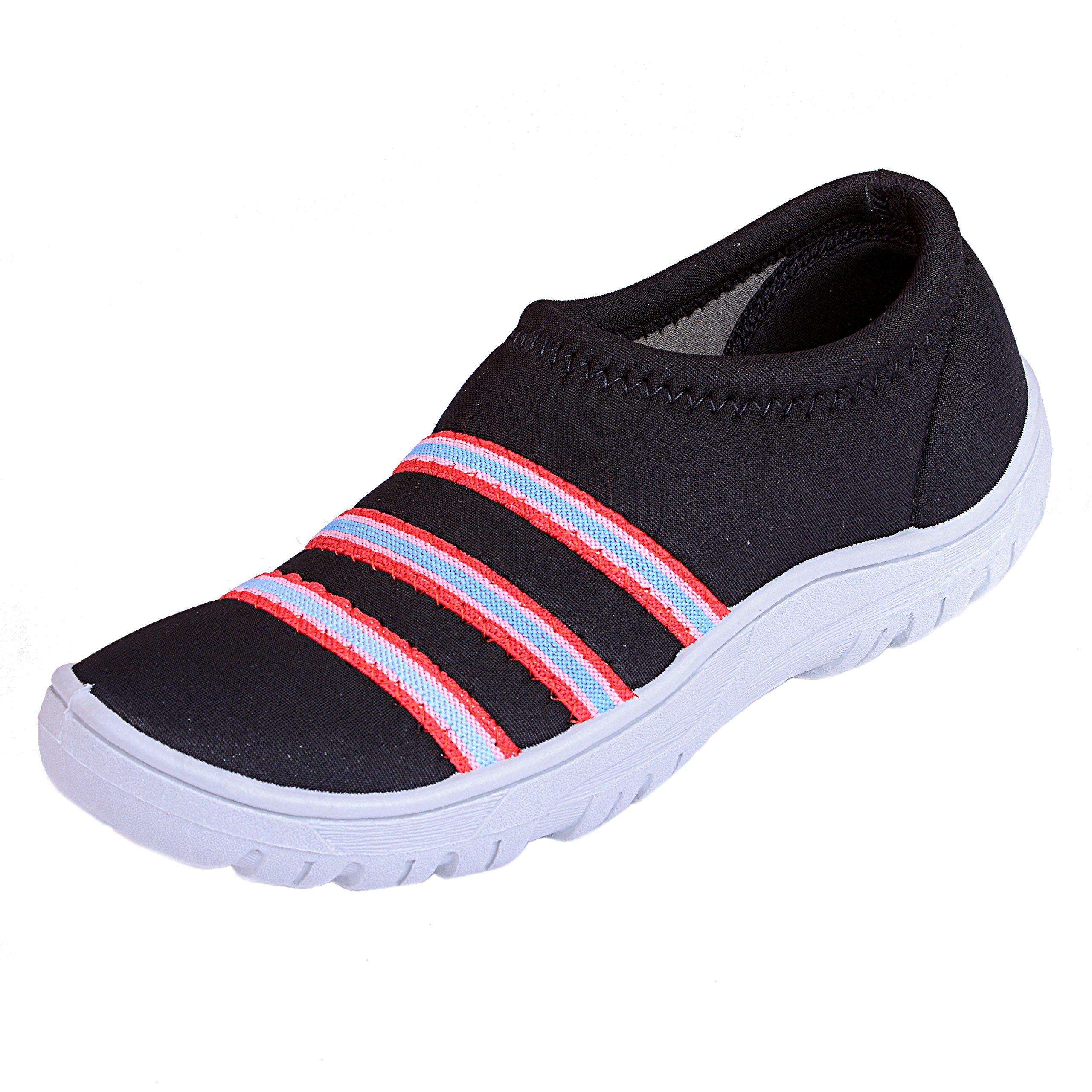 Liberty Women Supreme Comfort Shoes Black