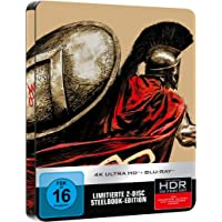 300 4k UHD Limited Steelbook [Blu-ray]