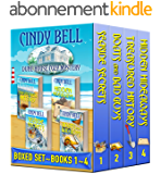 Dune House Cozy Mystery Boxed Set: Books 1 - 4 (English Edition)