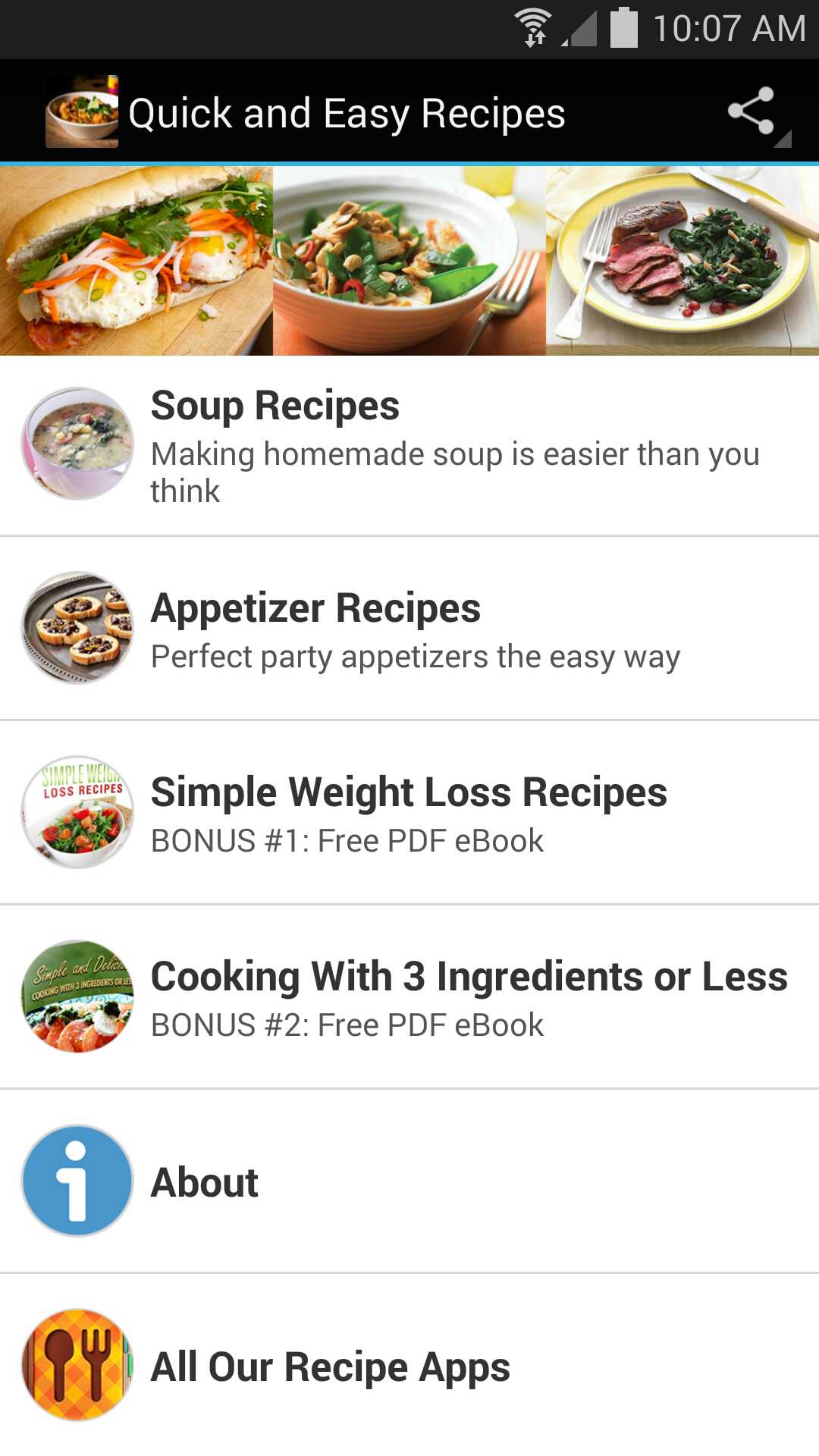 Quick and easy recipes 000 forumfinder Image collections