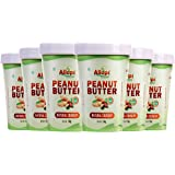 Allops Natural crunchy Peanut Butter 100% Veg. (6)