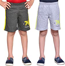 Greenwich Boys Shorts - Pack of 2