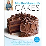 Martha Stewart's Cakes: Our First-Ever Book of Bundts, Loaves, Layers, Coffee Cakes, and More: A Baking Book