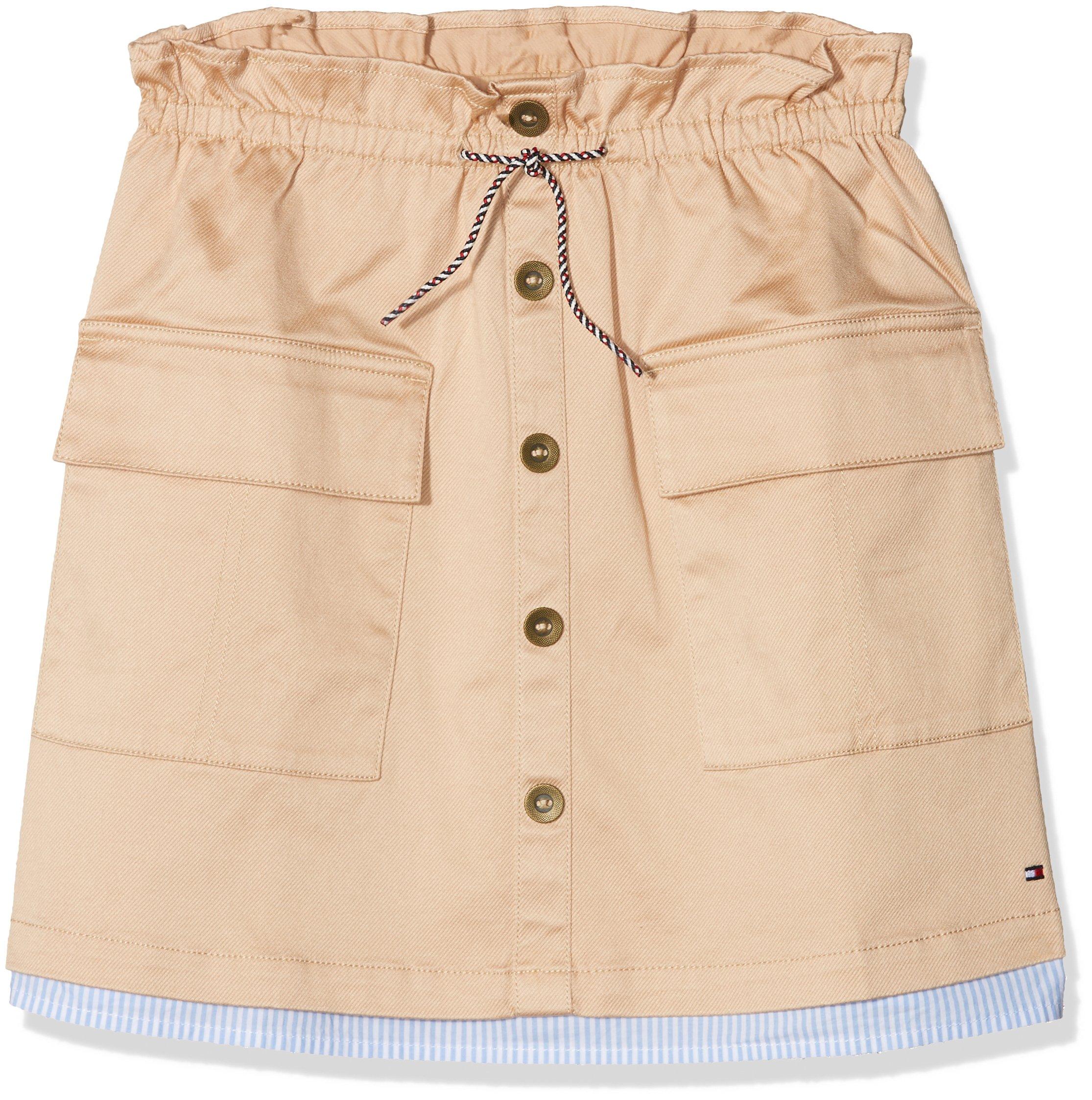Tommy Hilfiger Utility Skirt Falda para Niñas