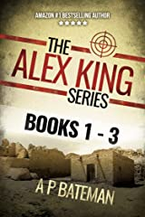 The Alex King Series: Books 1 - 3 Kindle Edition