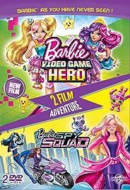 Barbie: Video Game Hero/Barbie in Spy Squad