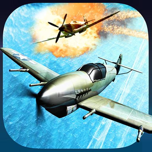 Air Strike HD - Classic 3D Sky Combat Flight Simulator, Warplanes of...