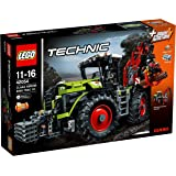 LEGO 42054 Technic CLAAS XERION 5000 TRAC VC, Wielokolorowy