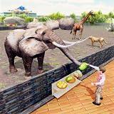Virtual Family Zoo Simulator: Jeux d'animaux avec des animaux sauvages
