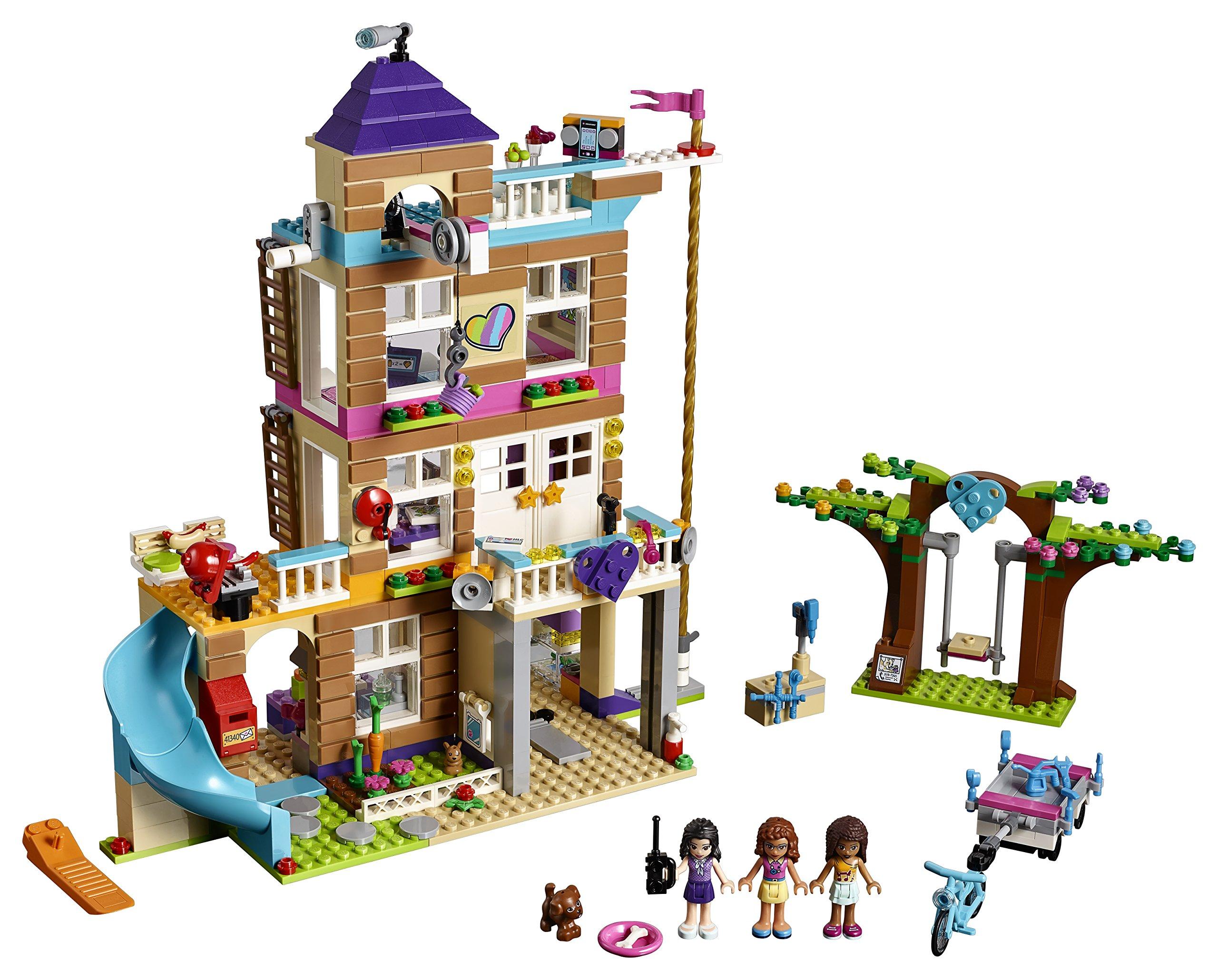 LEGO-Friends La Casa dell'Amicizia, Multicolore, 41340 2 spesavip