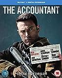 The Accountant [Blu-ray + Digital Download] [2017]