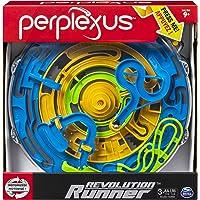Perplexus Revolution Runner, Labyrinthe en 3D motorisé à mouvement perpétuel, à partir de 9 ans
