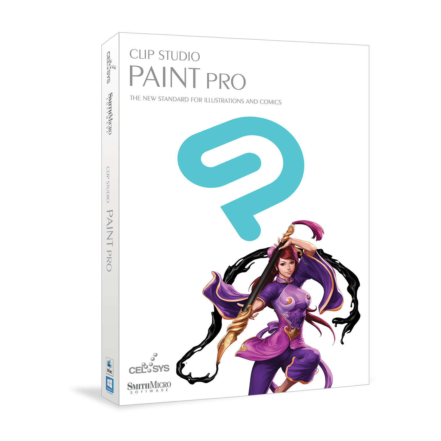Price comparison product image CLIP STUDIO PAINT PRO [Download]