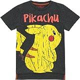 Pokèmon - Camiseta para niño Pikachu