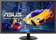 ASUS 21,5 VP228HE Gaming, LED 1920x1080 1ms 3YIL HDMI,VGA MM VESA, EyeCare, Flicker-Free,Düşük Mavi Işık