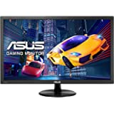 ASUS VP228HE, 21.5 InchFHD (1920x1080) Gaming monitor, 1ms, HDMI, D-Sub , Low Blue Light, Flicker Free, TUV certified