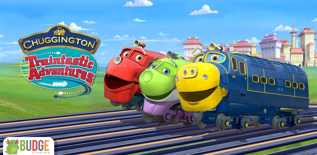 Image of Chuggington Traintastic Adventures - A Train Set Game for Kids in Preschool and Kindergarten
