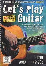 Let's Play Guitar Band 2 (mit 2 CDs und DVD): Songbook und Gitarrenschule
