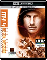 Mission: Impossible 4: Ghost Protocol (4K UHD & HD) (2-Disc)