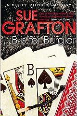B is for Burglar: A Kinsey Millhone Mystery (Kinsey Millhone Alphabet series Book 2) Kindle Edition