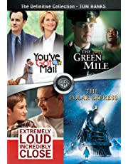 Tom Hanks: The Definitive Collection (You've Got Mail, The Green Mile, Extremely Loud & Incredibly Close, The Polar Express)