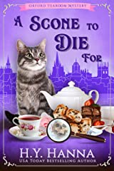 A Scone To Die For (Oxford Tearoom Mysteries ~ Book 1) Kindle Edition