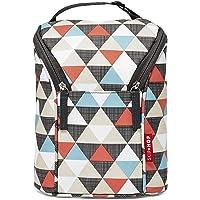 Skip Hop 205307 Grab and Go Double Bottle Bag (Multicolor)
