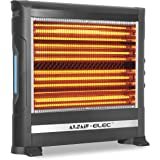 Al Saif E0515 QUARTZ HEATER 4 TUBES STEAM &FAN Multicolor