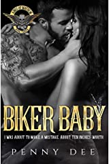 Biker Baby (The Kings of Mayhem MC Book 3) Kindle Edition