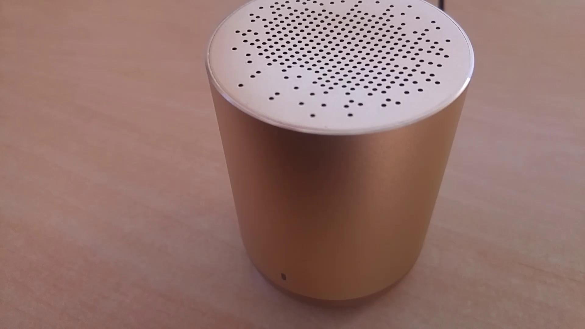 Sharon Mini Altavoz Bluetooth DJ Roxxx Nano Reproductor de MP3 Inalámbrico Portátil Llamadas de Altavoz Lector de Tarjeta SD con Micrófono Incorporado | 4h ...