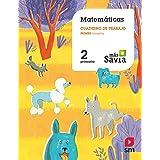 Cuaderno de matemáticas. 2 Primaria, 1 Trimestre. Más Savia