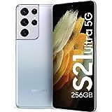 Samsung Galaxy S21 Ultra 5G (Phantom Silver, 12GB, 256GB Storage)