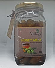 Amla Muraba in Honey/Seedless Organic Amla/Indian Gooseberry in Pure Honey - 450 gm
