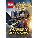 LEGO® DC Comics Super Heroes: Batman's Missions (DK Readers Level 2)