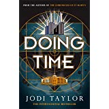 Doing Time: a hilarious new spinoff from the Chronicles of St Mary's series (The Time Police Book 1) (English Edition)