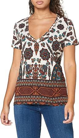 Desigual TS_Benin T-Shirt Donna